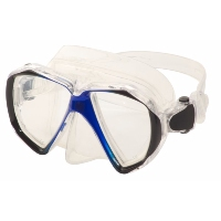 HILCO ~ Adult Corrective Diving Mask ~ Blue 33/550/0000
