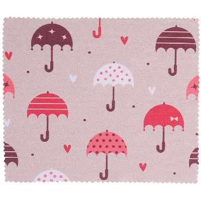 HILCO Microfibre Cleaning Cloth ~  Fall Umbrellas 44/640/0999