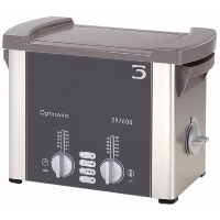 B&S 297600 OPTOSONIC HEATED ULTRASONIC CLEANER ~ PROFESSIONAL RANGE