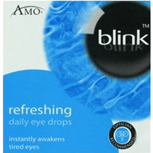 Blink Refreshing Eye Drops ~ 20 x Single Dose Vials