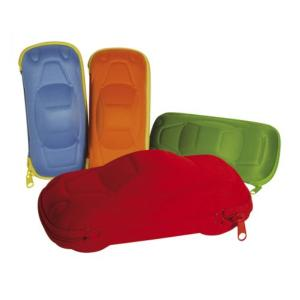 Optoplast Children's Spectacle Case, Bobby. Car Shaped in a Choice of Colours.