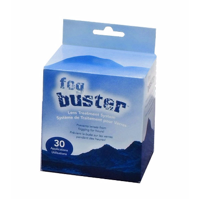 Hilco Fog Buster Pre-Moistened Lens Wipe Treatment ~ 30 Count