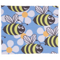 HILCO Kids Microfibre Cleaning Cloth ~ Bee's 44/670/0999