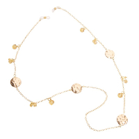 HILCO Spectacle Chain Festive Collection ~ 08/400/9100  Gold / Yellow