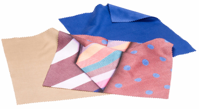 HILCO Microfibre Cleaning Cloth Tri-Pack ~ Spring Ties 34/688/7999