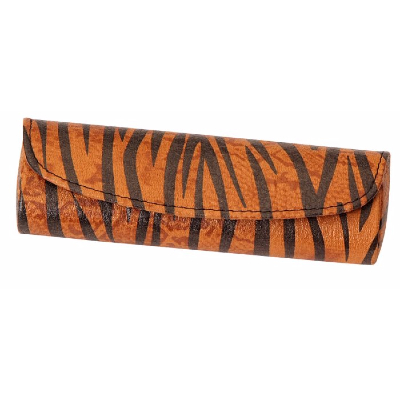Hilco Spectacle Case ~ Rio Brown Zebra ~ 07-402-8000