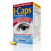 DIETARY SUPPLEMENT ~ Alcon I-Caps