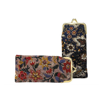 PURSE SPECTACLE CASE ~ Choice of Floral Print