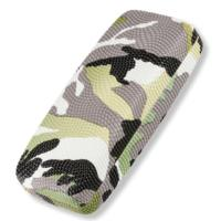Camo Spectacle Case, Large Glasses Case in a Camouflage Design.