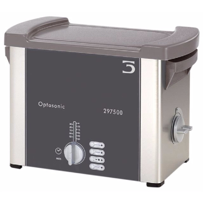 B&S 297500 OPTOSONIC ULTRASONIC CLEANER ~ PROFESSIONAL RANGE