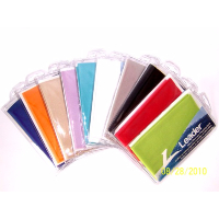HILCO Microfibre Cleaning Cloths ~ Plain Colours