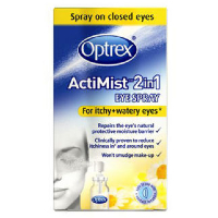 Optrex ActiMist 2in1 Spray Itchy & Watery ~ 10ml