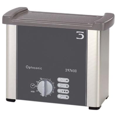 B&S 297400 OPTOSONIC CLASSIC ULTRASONIC CLEANER ~ PROFESSIONAL RANGE