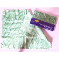Look Designer's Eye Microfiber Lens Cleaning Cloth. Green