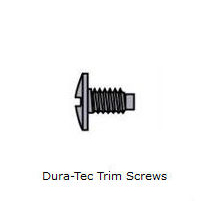Dura-Tec Spectacle Trim Screws. Suitable for Ray-Ban frames. ~ 1.2mm Thread ~ Silver 25/089/0000