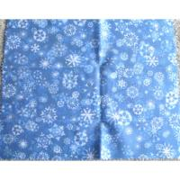 HILCO Optiwipe Microfibre Cleaning Cloth ~ Christmas Snowflakes 34/634/0999