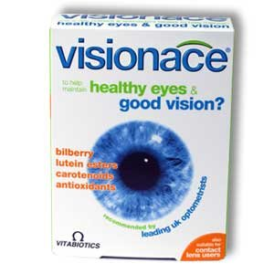 Vitabiotics ~ Visionace one-a-day