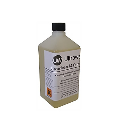 ULTRAWAVE M2 Ultrasonic Cleaning Solution Concentrate ~ 1 LTR / 1000ml