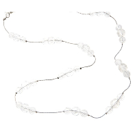 HILCO FASHION COLLECTION SPECTACLE CHAIN ~ Glacial Ice 08/546/1000