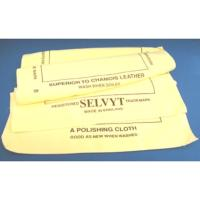 SELVYT Laboratory Grade Lens Cleaning Cloth ~ Size D, 53cm x 43cm