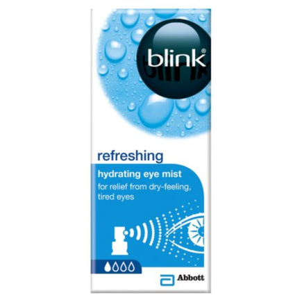 Blink Refreshing Hydrating Eye Mist ~ 10ml