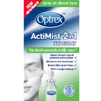 Optrex ActiMist 2in1 Tired/Uncomfortable ~ 10ml