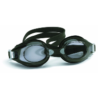 HILCO Leader Vantage ~ Ready-to-Wear Rx Swimming Goggles / Black #33/205/0000