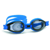 HILCO Leader Vantage ~ Ready-to-Wear Rx Swimming Goggles / Blue #33/206/0000
