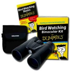 Barr & Stroud Bird Watching Binocular Kit For Dummies ~ Fantastic Christmas Gift Idea!