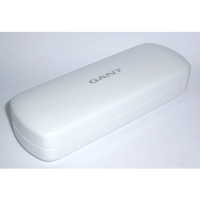 GANT Designer Spectacle Case ~ White