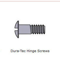 Dura-Tec Spectacle Trim Screws ~ 1.2mm Thread ~ Silver 25/093/0000