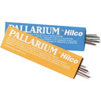 Hilco Pallarium Frame Solder ~ 12 rods Available in Gold and Silver
