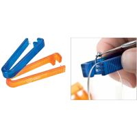 B&S Plastic Sleeve Removal Tool for Rimless Frames ~ 2267