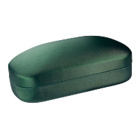 HILCO BRUNSWICK SPECTACLE CASE ~ 07/814/9000  Green