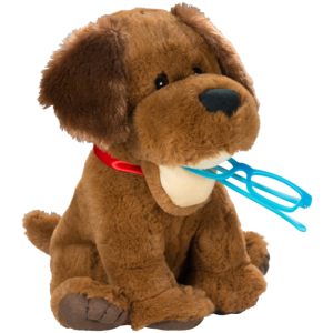 Spec Pet Spectacle Holders - Buster the Brown Dog 07/819/0000