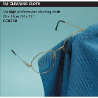 3M Microfibre Lens Cleaning Cloth ~ High Performance