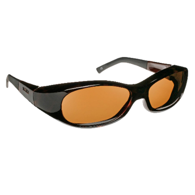 Havens Fit Over Polarized Sunglass ~ Avalon ~ Tortoise/Amber