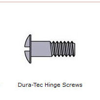 Dura-Tec Spectacle Trim Screws Suitable for RayBan Frames  ~ 1.2mm Thread ~ Silver 25/093/0000