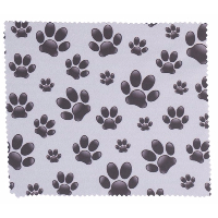 HILCO Kids Microfibre Cleaning Cloth ~ Puppy Paw's 44/673/0999