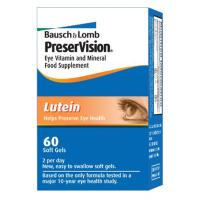 Bausch & Lomb Dietary Supplements ~ Ocuvite Lutein