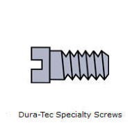 Rayban Hinge Dura-Tec Speciality Screws ~ 1.37mm Thread ~ Silver #05/139/00200