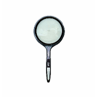 "Hilco Hand Magnifier 2"" (50mm) ~ 2.5x / 5x Magnification 10/111/0000"