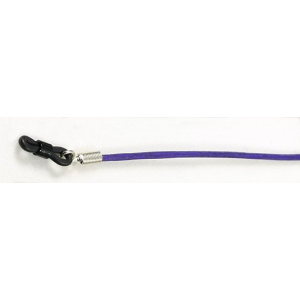 Real Leather Spectacle Cord ~ Purple