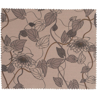 HILCO Microfibre Cleaning Cloth ~  Tan Vines 44/638/0999