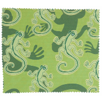 HILCO Kids Microfibre Cleaning Cloth ~ Lizard's 44/672/0999